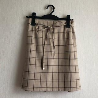 ワンアフターアナザーナイスクラップ(one after another NICE CLAUP)のNICE CLAUP スカート(ミニスカート)