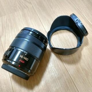 Panasonic - 美品☆LUMIX 14-140mm G VARIO ASPHズームレンズ