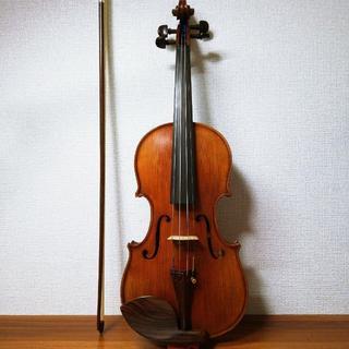 【良質木材使用】Anton Kreuzinger バイオリン 4/4(ヴァイオリン)