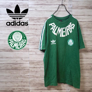 アディダス(adidas)のAdidas Originals×Palmeiras コラボTシャツ(Tシャツ/カットソー(半袖/袖なし))