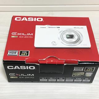CASIO - CASIO デジタルカメラ EXILIM EX-ZR70