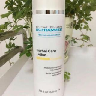 シュラメック(Schrammek)の新品シュラメック ハーバルケアローション(化粧水/ローション)