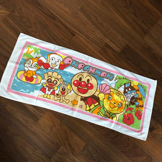 バンダイ(BANDAI)の新品☆スポーツタオル(タオル/バス用品)