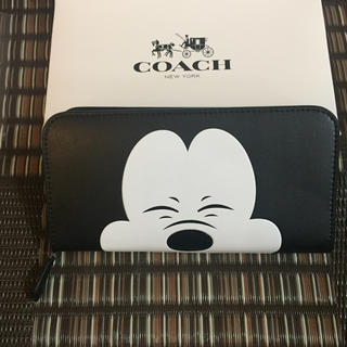 COACH - COACH 財布 新品正規品✨箱&紙袋付き🎀  即納◎ギフト🎁におススメ❣️