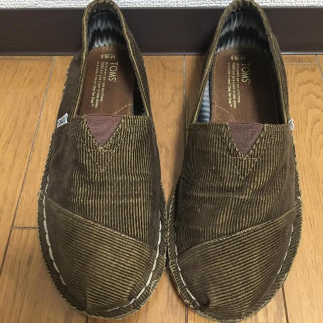 TOMS(トムズ)のtomsスリッポン メンズの靴/シューズ(スリッポン/モカシン)の商品写真