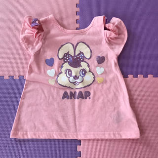ANAP Kids - 肩あきTシャツ