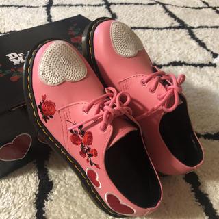 ドクターマーチン(Dr.Martens)の新品!!ドクターマーチン 2019 バレンタインコレクション(ローファー/革靴)