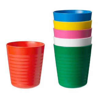 イケア(IKEA)の新製品 ⭐️ IKEA カラース マルチカラー コップ(食器)