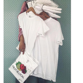 ホリデイ(holiday)のholiday パックTシャツ(Tシャツ(半袖/袖なし))