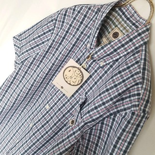 新品 未使用★Pretty Green チェック シャツ