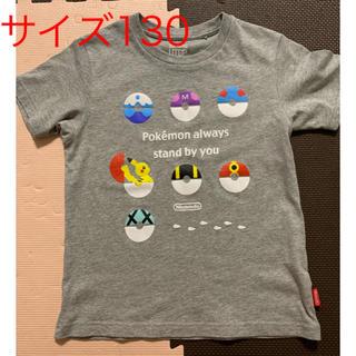 UNIQLO - UNIQLO ポケモン コラボTシャツ