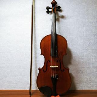 【西ドイツ製/極良材】 Conrad Gotz 3/4 バイオリン 1967(ヴァイオリン)