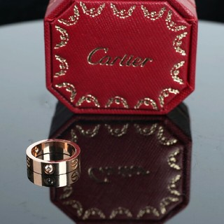 Cartier -  Cartier リンク プレゼント 指輪 8
