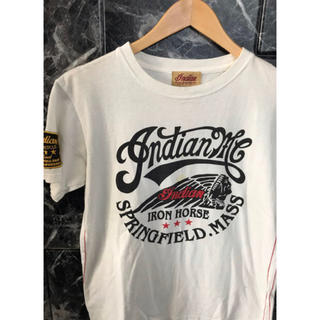 インディアン(Indian)のインディアンモーターサイクル INDIAN motorcycle Tシャツ(Tシャツ/カットソー(半袖/袖なし))