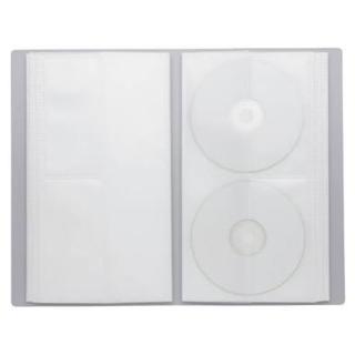 ムジルシリョウヒン(MUJI (無印良品))の無印良品 CD ケース ×2(CD/DVD収納)