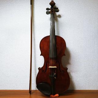 【極希少品/ジブリ】 茶位幸信 3/4 バイオリン 1966(ヴァイオリン)