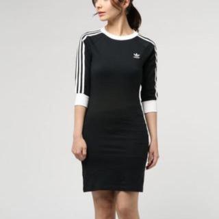 アディダス(adidas)のadidas Originals♡ロゴワンピース(ミニワンピース)