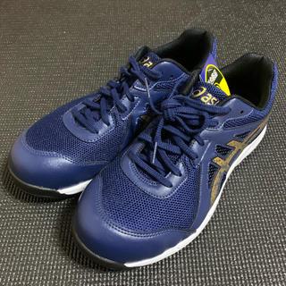 asics - 安全靴 26.0cm 3E アシックス ウィンジョブ CP106