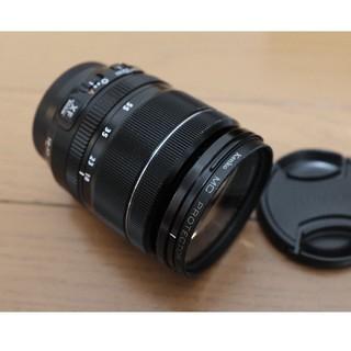 富士フイルム - XF18-55mmF2.8-4_富士フイルム標準ズームレンズ_フィルター付