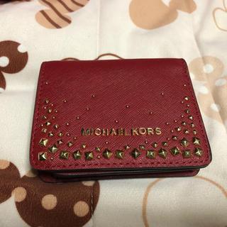 マイケルコース(Michael Kors)のMICHEAL KORS 二つ折り財布(折り財布)