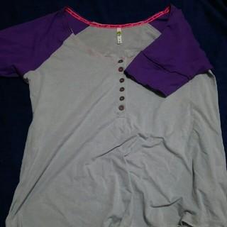 ズンバ(Zumba)のズンバ 五分丈Tシャツ Lサイズ (その他)