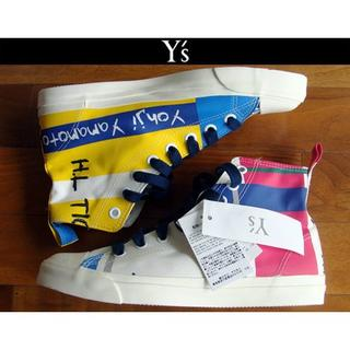 ヨウジヤマモト(Yohji Yamamoto)のY's ワイズ Yohji Yamamoto 山本耀司 スニーカー 6号(スニーカー)