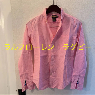 ポロラグビー(POLO RUGBY)のポロ   ラグビー  ギンガムチェックシャツ(シャツ/ブラウス(長袖/七分))