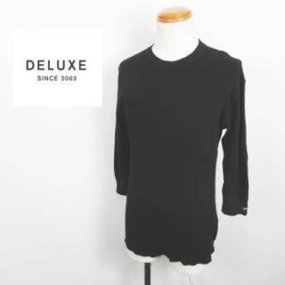 デラックス(DELUXE)のDELUX サーマル 七部丈(Tシャツ/カットソー(七分/長袖))