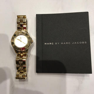 aabff5b5af マークバイマークジェイコブス(MARC BY MARC JACOBS)の電池交換済み マークバイマークジェイコブス