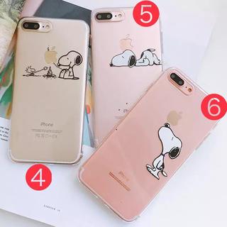 iPhoneケース SNOOPY スヌーピー  6 6S 7 8 スマホケース