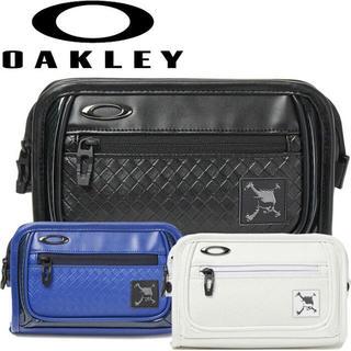 オークリー(Oakley)の新品オークリー ゴルフラウンドポーチ(バッグ)