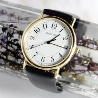 ティファニー(Tiffany & Co.)の18Kケース!★極上美品★ティファニー 純正尾錠 M309 (腕時計(アナログ))