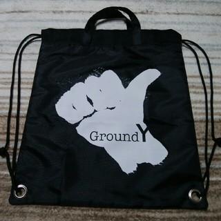 ヨウジヤマモト(Yohji Yamamoto)の「Ground Y SPECIAL BOOK」付録 2WAYナップサック(バッグパック/リュック)
