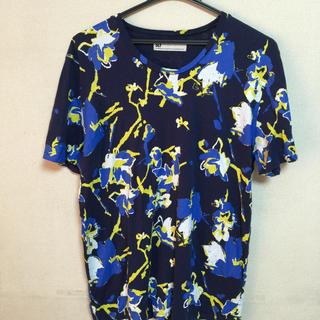 スライ(SLY)のSLY 花柄プリントTシャツ(Tシャツ(半袖/袖なし))