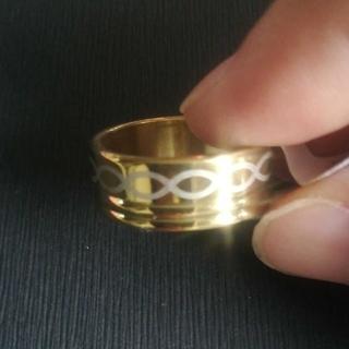 ファッションリング 18と21(リング(指輪))