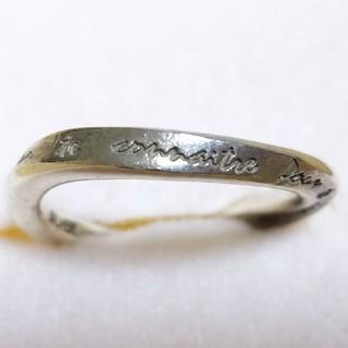 ザキッス(THE KISS)のTHEKISS シルバーリング(リング(指輪))