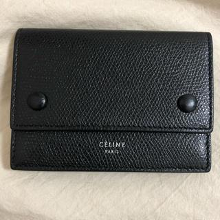 celine - CELINE カードケース 名刺入れ