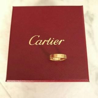 カルティエ(Cartier)の Cartierラブリング(リング(指輪))