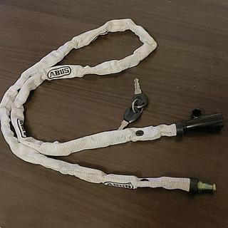 アバス(ABUS)のロードバイク チェーンロック(パーツ)