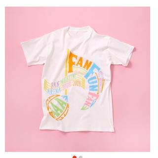 トリプルエー(AAA)のAAA FANFANFAN Tシャツ(アイドルグッズ)