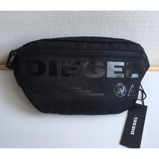 ディーゼル(DIESEL)のk様専用 新品 ディーゼル ボディバッグ F-SUSE BELTブラック(ボディーバッグ)