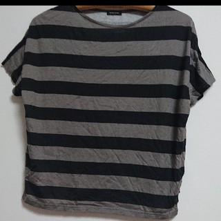 ノンブルアンベール(nombre impair)のノンブルアンペール♥️ボーダートップス♥️(Tシャツ(半袖/袖なし))