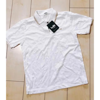 ボレー(bolle)の新品未使用タグ付き★bolle from Parisボレー白ポロシャツ(ポロシャツ)