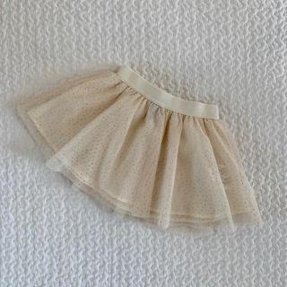 6f6bc555f24b7c ベビーギャップ(babyGAP)のbabyGap ベビーギャップ チュールスカート 試着のみ(スカート)