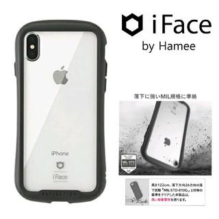 bb6892c61c 【iPhoneXS/X 】iFace Reflection強化ガラスクリアケース(iPhoneケース)