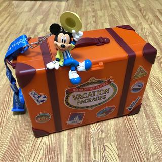 ディズニー(Disney)のバケーションパッケージ  ポップコーンバケット限定  ディズニーランド(キャラクターグッズ)