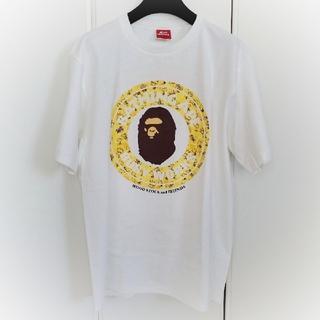 アベイシングエイプ(A BATHING APE)のA BATHING APE  PEANUTS コラボTシャツ(Tシャツ/カットソー(半袖/袖なし))