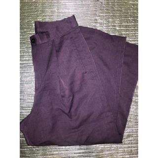 コムデギャルソン(COMME des GARCONS)のMONO-MART スラックス パープル 紫(スラックス)