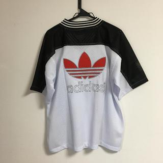 アディダス(adidas)の新品 アディダス 90s ビックロゴ Tシャツ             NIKE(Tシャツ/カットソー(半袖/袖なし))