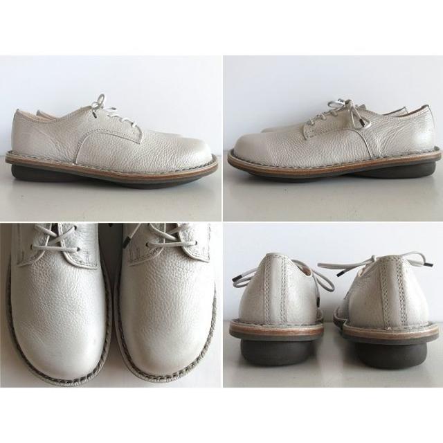 trippen(トリッペン)の新品 定価49680円 トリッペン レースアップレザーシューズ 39 ドイツ製 レディースの靴/シューズ(ローファー/革靴)の商品写真